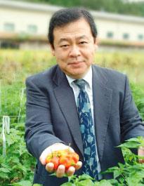 有限会社篠ファーム 代表取締役 高田 実